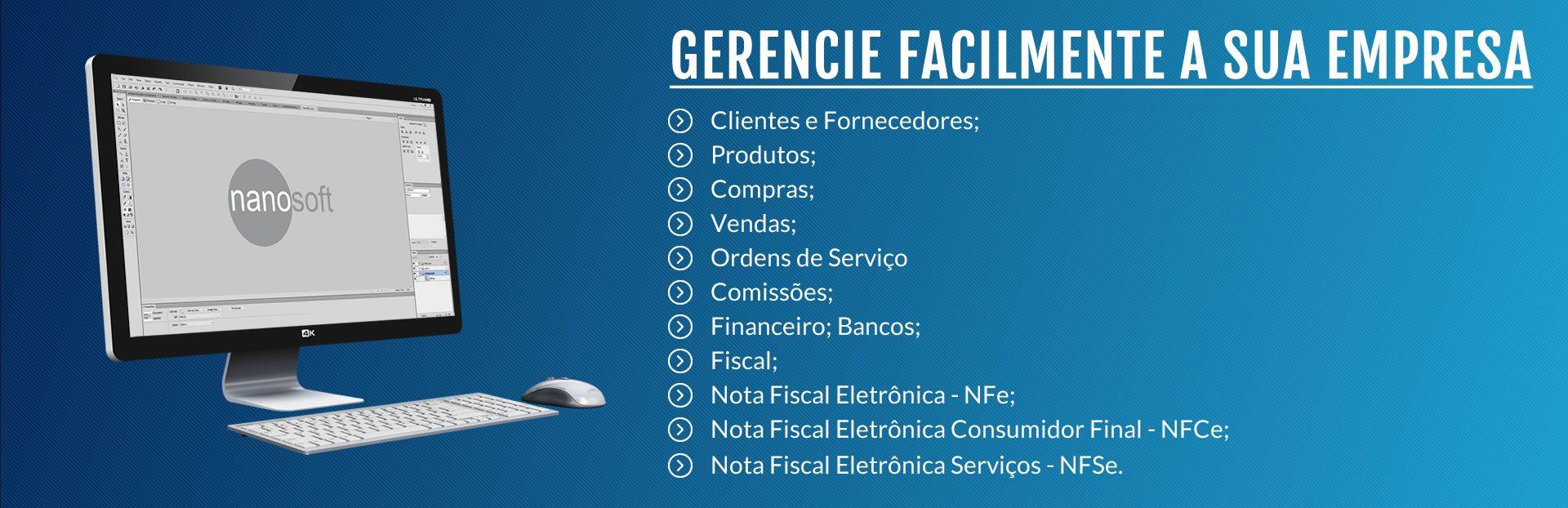 Sistema para Gerenciamento de Empresas, Nota Fiscal