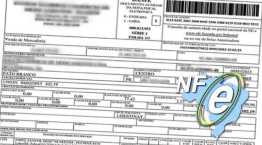 Nota Fiscal do Consumidor no Paraná – PR
